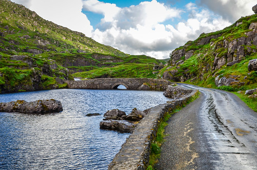 Ireland - Ring of Kerry - Gap of Dunloe