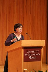 Ahern Lecture 2017 (University of Minnesota, Morris Alumni Association) Tags: lecture ahern ahernlecture alumni recitalhall