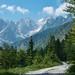 Biken Julian Alps
