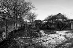 Svatoslav (lubokl47) Tags: rural village czech winter snow bw pentax k20d