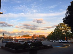 Late Day Sky (Tobyotter) Tags: clouds newportnews