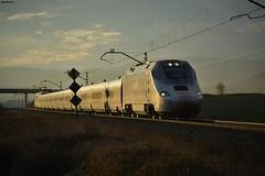 130 (firedmanager) Tags: renfe renfeoperadora railtransport alvia tren train trena talgo250 bombardier altavelocidad ferrocarril