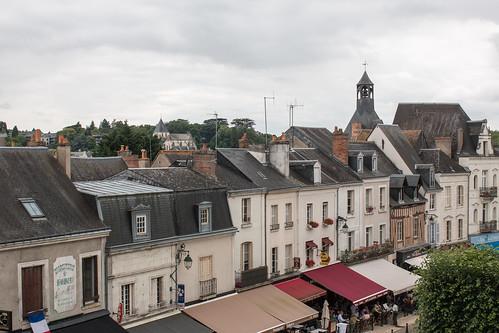 Centre-ville d'Amboise
