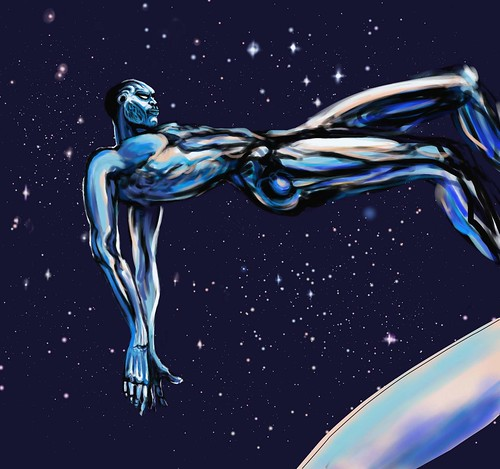 Silver Surfer - Last step