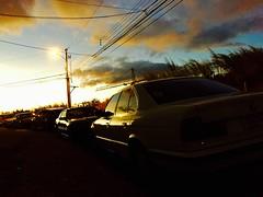 BMW 525i (bryanbf89) Tags: bmw 525i e34 bimmer sunset atardecer