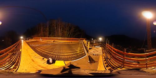 Brückensanierung Glatt