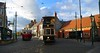 Life wasn't always black and white back then (WISEBUYS21) Tags: beamish museum open air countydurham durham northeastofengland past times time travel tram bus blue sky old fashioned gone by olden days golden stop sweet shop pub chemist wisebuys21 life wasnt always black white back then