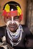 Etiopia (mokyphotography) Tags: etiopia southetiopia people persone woman donna baby bambino son figlio tribù tribe karo etnia ethnicgroup ethnicity valledellomo omovalley river fiume omoriver ritratto portrait