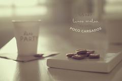 Un lunes cualquiera (Graella) Tags: stilllife bodegón café coffee cereales breakfast coffeetime contraluz backlighting