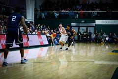 USF Basketball vs LMU 277 (donsathletics) Tags: usf mens basketball vs lmu 274 jordan ratinho dons university san francisco