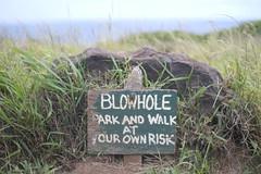 Nakalele Blowhole (8mr) Tags: nakalele blowhole maui kaanapali