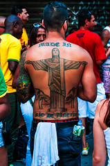 20150906-_DSC5395 (bigbuddy1988) Tags: people portrait photography wow art city manhattan new nyc nikon d300 newyork tattoo skinart tats digital color festival brazil brazilian skin culture