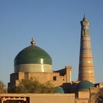 Pahlavon-Maxmud-Mausoleum, Chiva