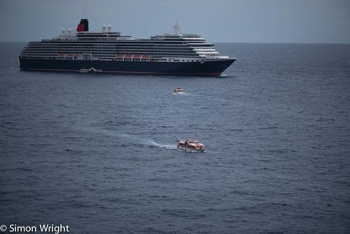 Cunard Queen Victoria ~ 4522