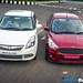Maruti DZire vs Ford Figo Aspire