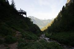 Dalfazer wasserfall (olafhelwig) Tags: austria tirol waterfall wasserfall maurach achensee buchau dalfazerwasserfall