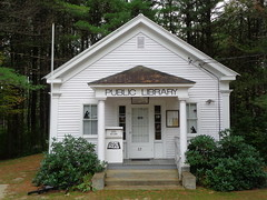 Livermore Public Library (Livermore, ME) (ReadsInTrees) Tags: reading book community library libraries maine books bookworm publiclibraries libraryproject bucketlist mainelibraries publiclibrariesofmaine
