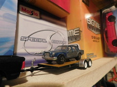 Garage Find Being Delivered (Doc100) Tags: volvo diecast playart