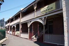 Save our heritage (Val in Sydney) Tags: sydney reserve australia nsw australie barangaroo