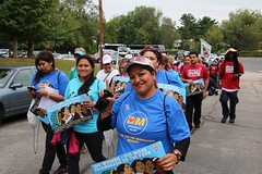 #100woman100Miles March