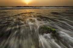 Red sea during sunset (Je Jai) Tags: sunset canon eos redsea filter arab lee saudi jeddah 1740mm cpl nisi 6d gnd 09s