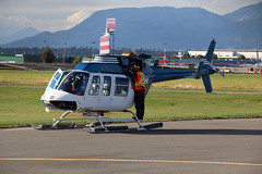 C-GXHJ (wiltshirespotter) Tags: vancouver bell helijet 206l b206l cyvr