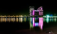 Crowne Plaza - Dubai Festival City (wilander_88) Tags: dubai crowneplaza festivalcity