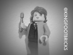 I was just messing around with editing and ended up with this. (Cinema Bricks) Tags: lego doctorwho minifigure whovian brickarms legophotography legodoctorwho citizenbrick gibrick