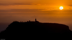 Out, out brief candle. (The Photo Smithy) Tags: lighthouse clouds sunrise dawn barrenjoey westhead