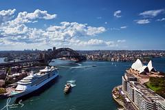 Sydney Harbour - A Million Dollar View