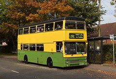 Superb Wolverhampton Metrobus (MCW1987) Tags: travel west heritage event mk2 55 fleetline midlands wolverhampton metrobus mcw wythall 2989 bammot mk2a e989vuk