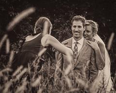 Newlyweds (Me in ME) Tags: wedding minnesota explore flickrexplore circlepines