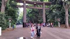 Meiji-jingu (lstr  clonn) Tags: japan tokyo shrine shibuya  nippon   japon meiji meijijingu japn   japan2015