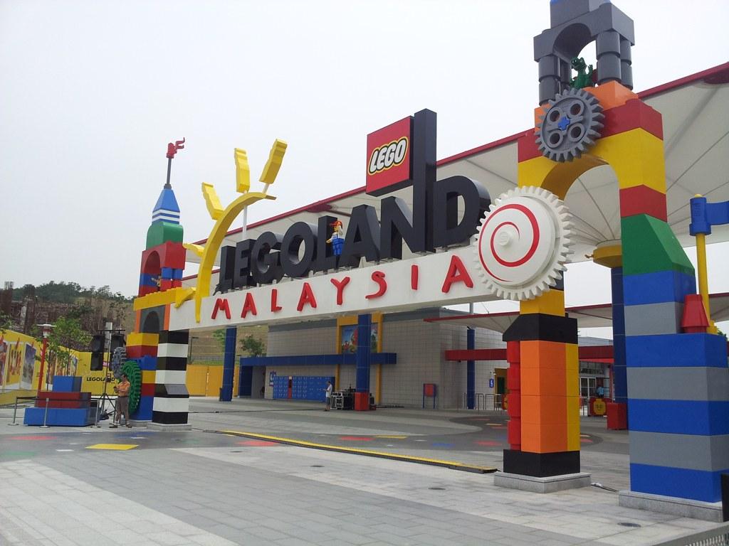Legoland ở Johor Bahru