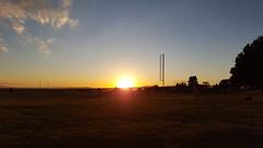 Sunset Weber