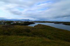 Cartolina dalla penisola di sneafless isalnda (fabrizioboni00) Tags: sea sky panorama nature faro iceland mare colore north natura cielo nord isola penisola islanda
