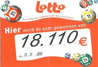 Lotto - €18.110