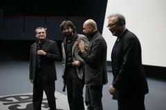 Il regista K. Zanussi con la direzione artistica