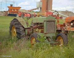 A Kansas Back Lot (FilmAmmo) Tags: film mediumformat pentax ks 6x7 hays pentax6x7 kodakektar paulhargett filmammo