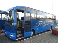 Tantivy 60 (Coco the Jerzee Busman) Tags: uk blue bus islands coach jersey channel tantivy