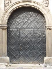 Krakov, dveře (10) (ladabar) Tags: door doorway kraków krakau krakov dveře