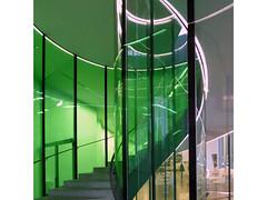 Aargauer Kunsthaus  CH (krinkel) Tags: museum aarau switzerland art kunsthaus treppe staircase herzoganddemeuron indoor