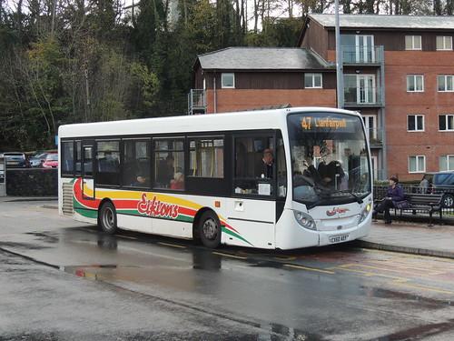 DSCN7791 Eifion's Coaches, Gwalchmai 3 CX60 AEF
