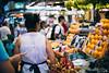 Mercados del Barcelona (Simone Celestino) Tags: barcellona barcelona pumps2016 summerschool mercato mercado mercados boqueria santa caterina fruit seller sellers