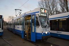 GVB 9G 794 (spoor4.com) Tags: gvb tram 9g 10g blokkendoos lhb amsterdam flevopark 794 trams amsterdamsetram amsterdamoost insulindeweg