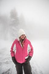 sunday-3083 (FarFlungTravels) Tags: winter ski skiing laurelhighlands pennsylvania reservoir morning sunrise foggy snow squall