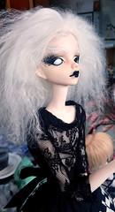Aellizian Pandora (DarklighterDolls) Tags: bjd dc dollchateau matthew black white legit