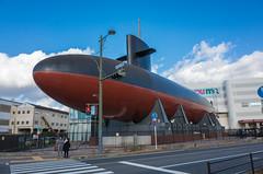 てつのくじら館 (ひろやん) Tags: richo 広島県 日本 gr japan hiroshima