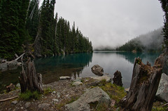 misty lake (DeCo2912) Tags: beautiful british columbia canada garibaldi lake samyang 8mm walimex