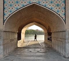 Iran 5973 (blackthorne57) Tags: iran persia esfahan polekhajubridge khajubridge zayandehriver
